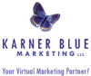 Karner Blue Marketing logo