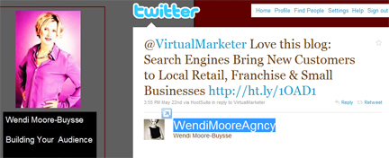 Local Search Engine Marketing for Retail Franchise and Small Business