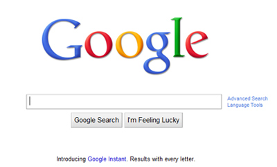Google Introduces Google Instant Search