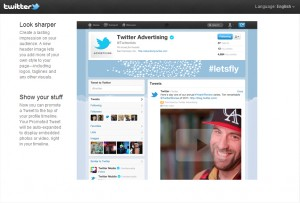 Twitter Enhanced Profile Pages for Brands and Businesses